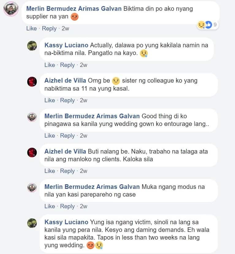 "Asan daw ang hustisya? Another case of ""bridal gown went wrong"" goes viral"