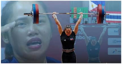 Pinoy Pride! Hidilyn Diaz wins first gold for Philippines in 2018 Asian Games