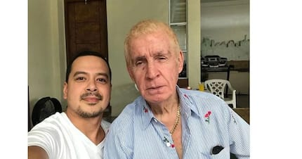 Nananadya? John Lloyd Cruz posts photo with caption 'the only paparazzi I love,' amid Ellen Adarna's legal showdown over 'pap' issue
