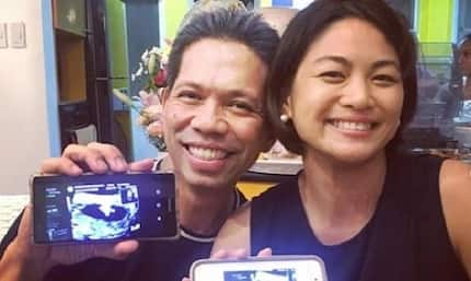Miriam Quiambao's husband gets honest about 43-year-old wife's pregnancy