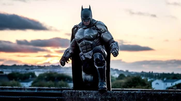This guy's Batman costume earned him a Guiness World Record