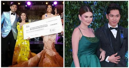 Angelica Panganiban, Carlo Aquino, Maymay Entrata among winners of special awards