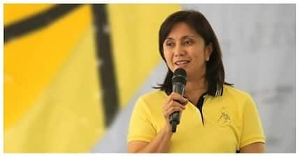 Leni Robredo as Philippine's second female Vice President