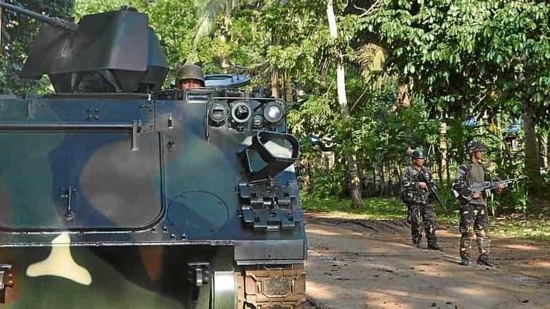 CHR supports 'full force' vs Abu Sayyaf