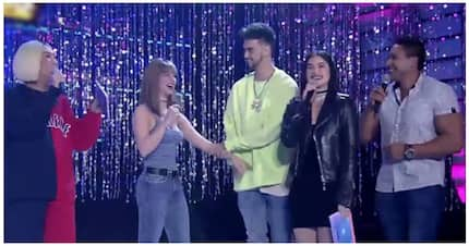 Nakakamiss! Billy, Coleen make surprise 'It's Showtime' visit with Eric Tai