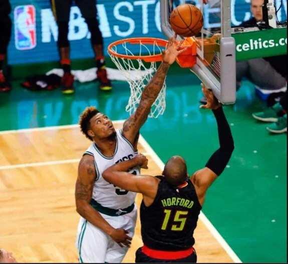 NBA playoffs day 7: Celtics bounces back