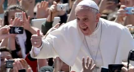 Pope Francis to Christians: Apologize to gays