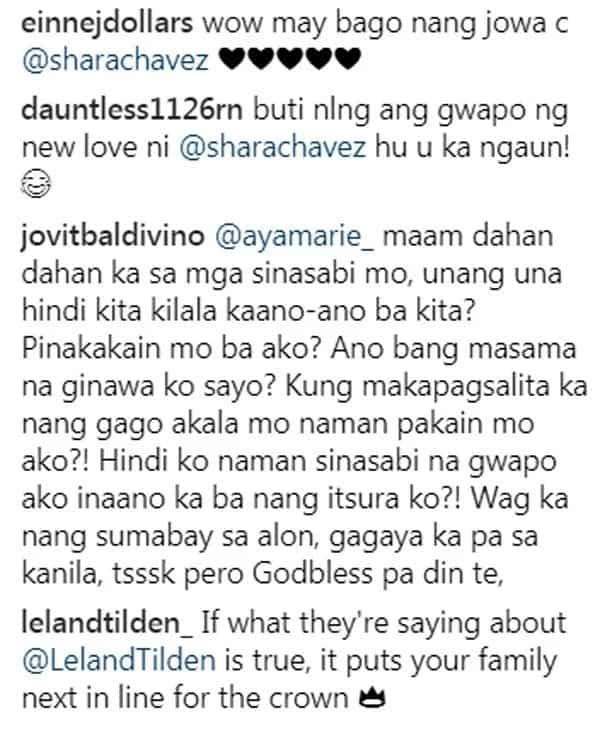 Jovit Baldovino reacts to netizens who say Shara's new boyfriend is 'more gwapo'