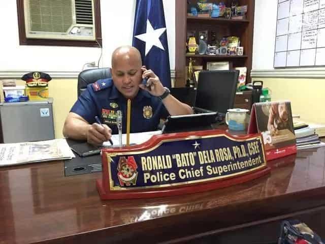 Incoming PNP chief to enforce 'Oplan Tukhang'