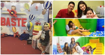 Bigatin ang birthday! Kapuso celebrities attend Bae-by Baste's epic fifth birthday party