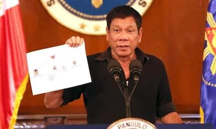 Duterte drops new set of names of drug syndicates
