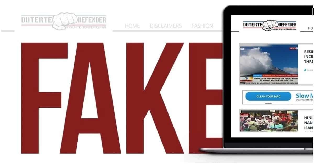 """Listahan ng mga websites na naglalathala ng """"fake news"""", isiniwalat ng Wikipedia"""