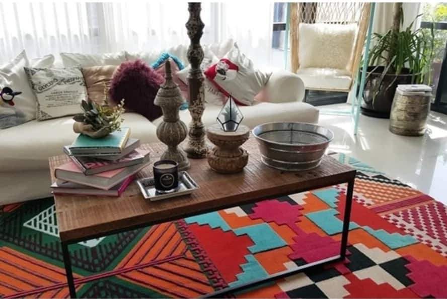 'It' Couple Solenn Heussaff And Nico Bolzico's Home Is A Haven Of Style And Good Vibes