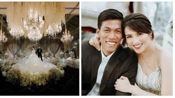 Inlove na inlove talaga sila! 'Coffee Prince' Mark Barroca married the girl of his dreams Ruselle Anne in a gorgeous ceremony