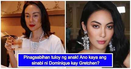 Gretchen Barretto, inamin na pinagsabihan ni Dominique Cojuangco patungkol sa kanilang viral video