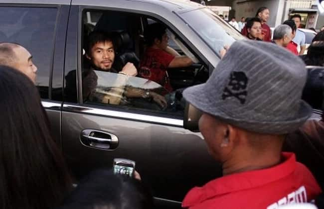 6 Awesome vehicles in Senator Manny Pacquiao's car collection