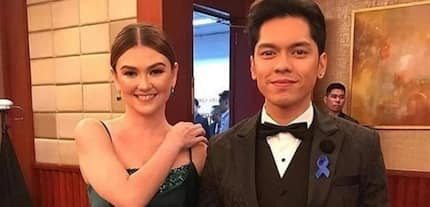 Kaya naman pala! Why celebrities wore blue ribbon at Star Magic Ball 2018