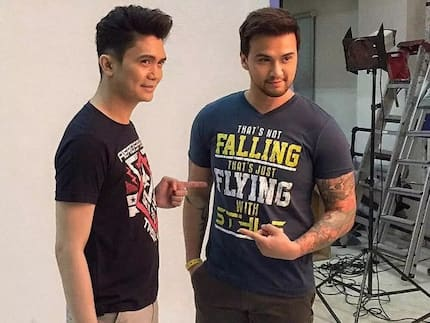 Vhong Navarro confesses about the true status of Billy Crawford in Showtime