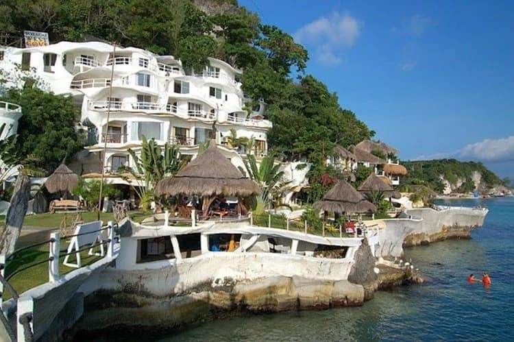 Manny and Jinkee Pacquiao own a lavish resort in Boracay