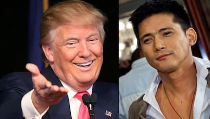 Desperado na! Robin Padilla tries to appeal to US saying Mariel's family voted for Donald Trump
