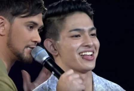 Joao Constancia rocks Pinoy Boyband Superstar's stage