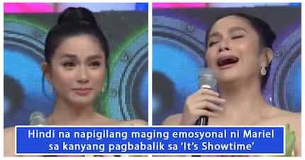 Namiss niyo ba ang tawa niya? Mariel Rodriguez- Padilla, balik 'It's Showtime' na!