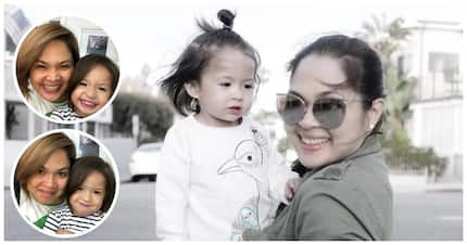 The Queen of Philippine Soap Operas, Judy Ann Santos, at ang kanyang mini-me