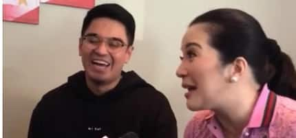 Throwback video of interview with Kris Aquino & alleged traitor Nicko Falcis