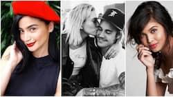 Maine Mendoza at Anne Curtis-Smith, nagbigay reaksyon sa balitang engaged na si Justin Bieber kay Hailey Baldwin