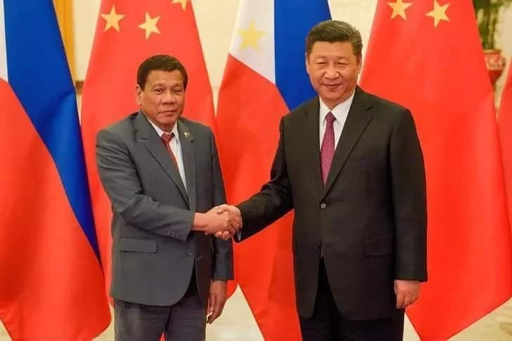 Malaki ang naitulong! President Rodrigo Duterte thanks China for helping in Marawi Crisis
