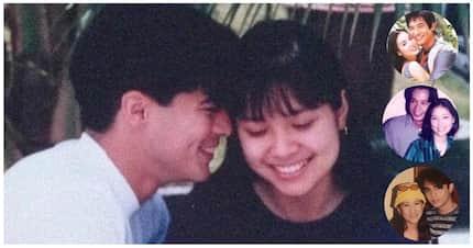 Kilig pa more! Kapamilya stars at ang kanilang paboritong '90s loveteams