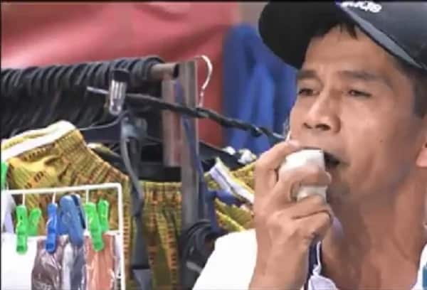 "Siya pala nagpauso nun! Mang Sammy Leuterio, a vendor in Divisoria revealed the story behind the ""Pasok mga suki"" craze"