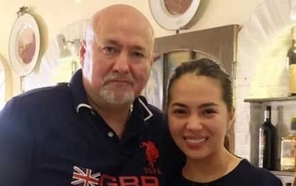 Julia Montes shares her feelings about seeing her dad for the very first time