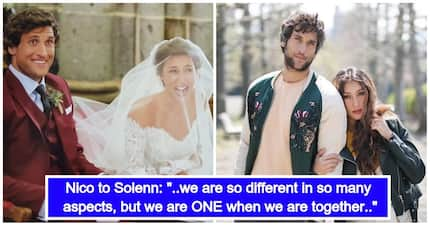 Sobrang nakakakilig! Solenn Heussaff and Nico Bolzico exchange touching messages to mark 2nd anniversary
