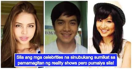 6 Sikat na artistang pumalpak sa pag-audition sa reality shows