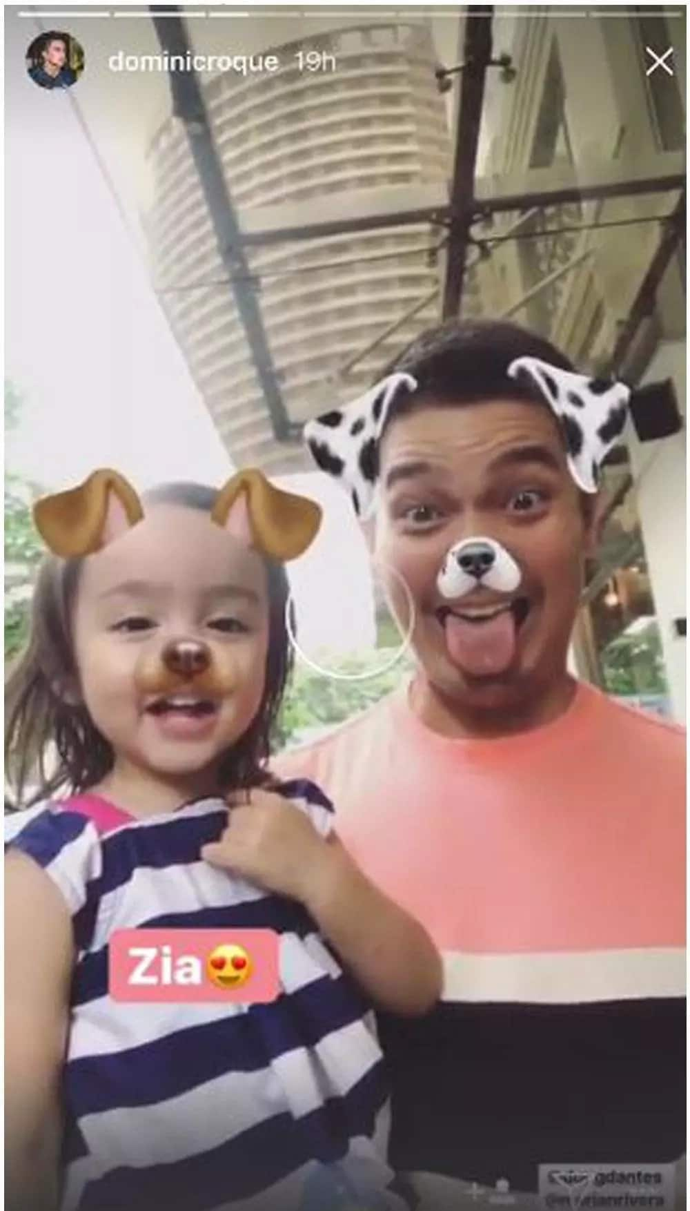 Dingdong Dantes introduces Zia as the newset member of ...