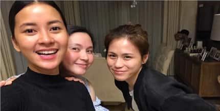 Mariel Padilla admits 'shame' for post-baby fats during night OUT with celebrity friends