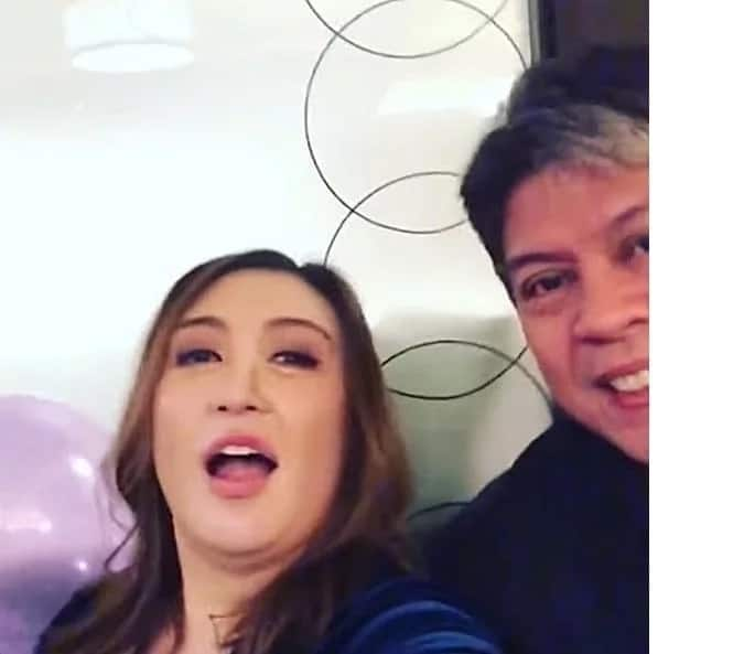 Kumpleto sila! Sharon Cuneta celebrates her 52nd birthday with family and friends