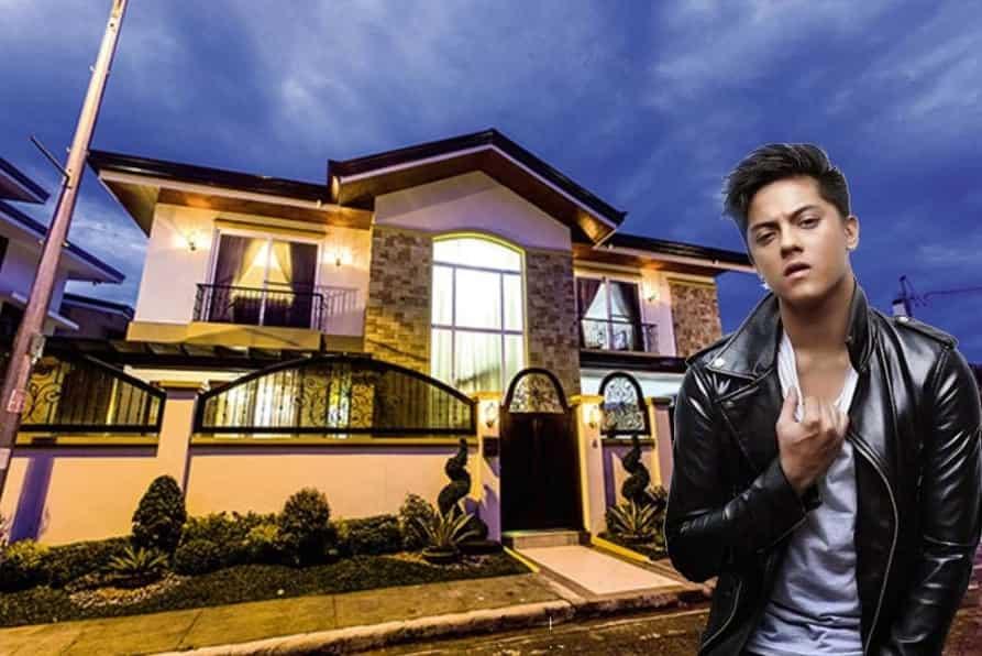 Bunga ng kanilang pagod at pagsisikap! Modern houses of the country's top leading men
