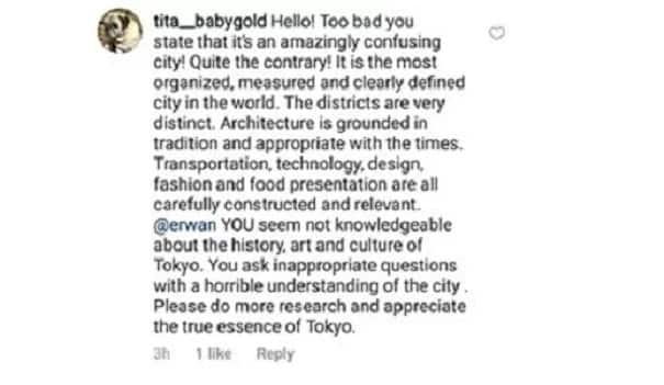 Erwan Heussaff fires back against netizen who accused him of bashing Tokyo, Japan