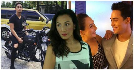 Mother knows best! Teresa Loyzaga may babala sa anak kung mag-uuwi ng motorbike