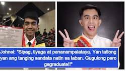 Working student na nagtinda ng isda at naging crew sa McDo, naigapang ang kolehiyo at nagtapos bilang 'cumlaude'