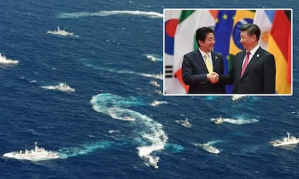Japan provides Vietnam with patrol ships to aide in maritime law-enforcement efforts
