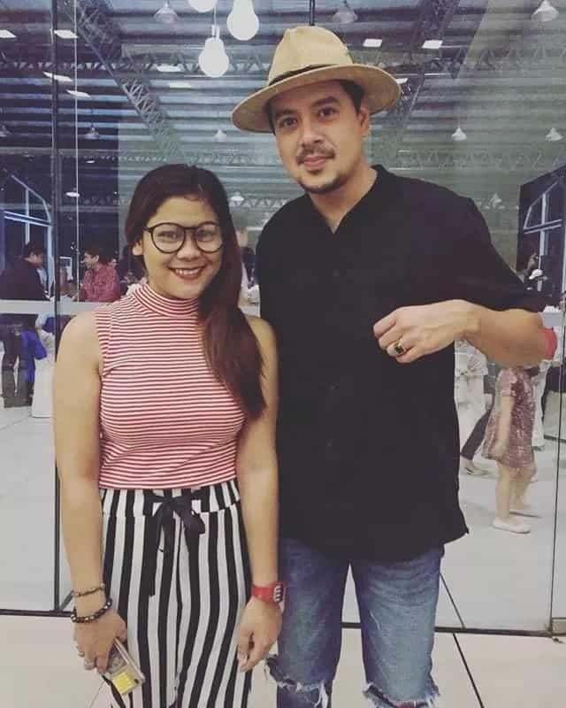 John Lloyd Cruz, Angelica Panganiban spotted in an event