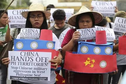 Let's not apologize for winning the West Philippine Sea