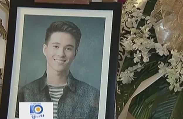 Franco Hernandez's remains arrive in Arlington Memorial Chapel