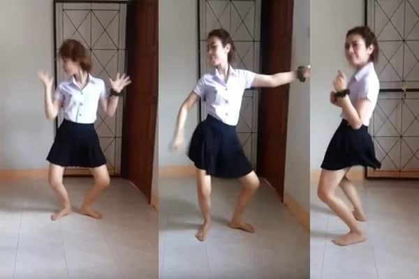 This Thai girl blew the Internet with her igniting dance video!