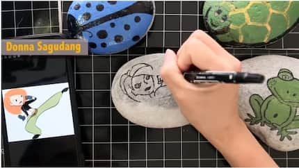 28-year old OFW in HK goes viral for her incredible talent in drawing