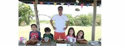 Mga apo ni Vic Sotto, marunong sa gawaing bahay kahit lumaki sa mayamang pamilya!