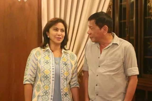 Robredo and Duterte held first official meeting in Malacañang